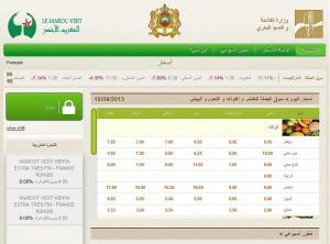 موقع الرسمي نظام المعلومات أسعار