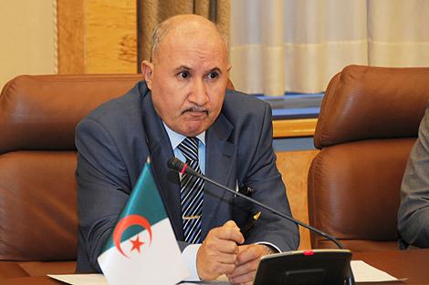 أنشطة  وزير الفلاحة والتنمية الريفية الجزائري السيد عبد الوهاب نوري بمناسبة اليوم الوطني للإرشاد الفلاحي