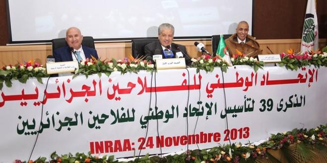 الاستثمار في الأرض ركيزة الإقتصاد الوطني الجزائري