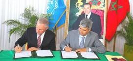 المغرب ومنظمة (الفاو) يوقعان اتفاقيتين للتعاون في المجال الفلاحي
