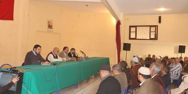 فلاح سبت الكردان يقرر الاحتجاج و مقاطعة أداء فواتير شركة أمان سوس