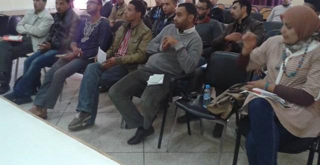 """الجمعية المغربية لخريجي المعاهد الفلاحية """"أمليا"""" تزرع فكرة روح المقاولة الذاتية في صفوف الشباب الفلاحي"""