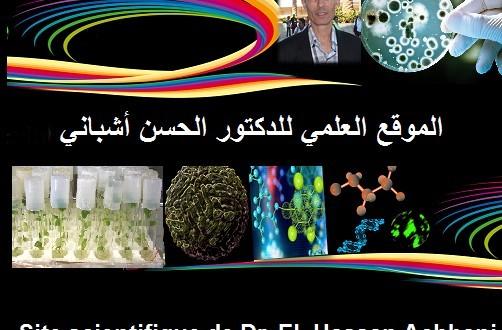 إنطلاق الموقع العلمي للدكتور الحسن أشباني
