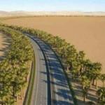 جهــة تافيلالـــت درعــــة تقدم أكبر واحة إصطناعية في COP 22