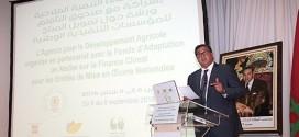 """وزير الفلاحة المغربية :قمة """"كوب 22″ ستكون فرصة لتبادل الخبرات والمهارات في مجال الفلاحة مع الدول الافريقية"""""""
