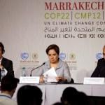 قمة المناخ تنطلق اليوم بمراكش المغربية