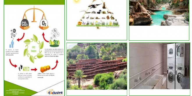 مقاربة الإقتصاد الدائري من أجل الحفاظ على التنوع الإحيائي للمنظومات الزراعية  في جهة سوس ماسة بالمغرب