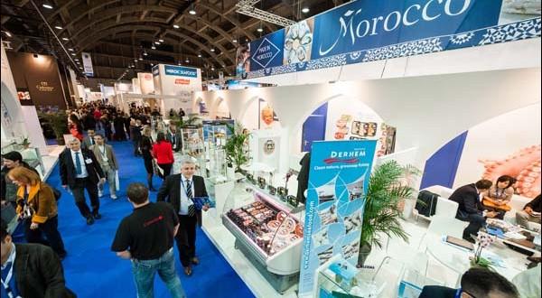 """المغرب  بمعرض """"وورلد فود موسكو"""" لتقوية حضور منتوجاته البحرية بالسوق الروسية"""